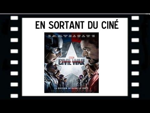 En sortant du Ciné: Captain America: Civil War (critique cinéma)