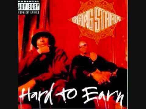 Клип Gang Starr - Brainstorm