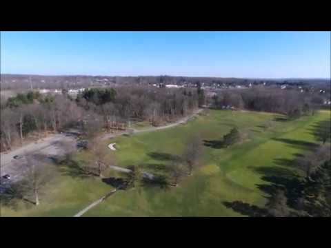 New Castle Country Club, Holes 1-9
