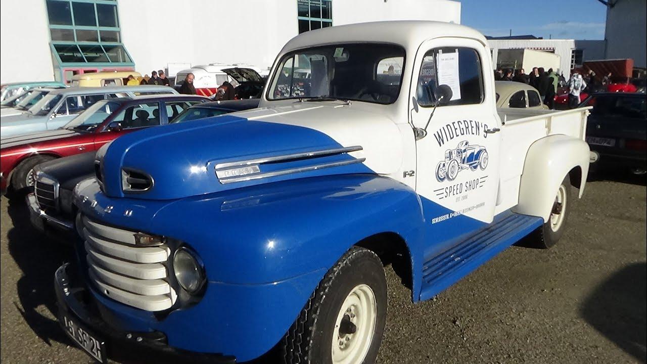 1948  Ford F2 Longbed Pickup