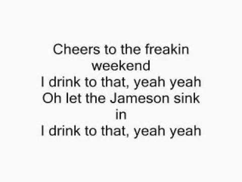 Rihanna - Cheers Lyrics