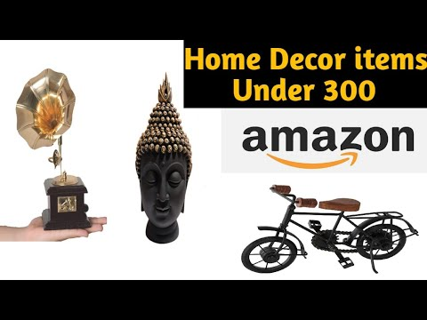 Amazon Home Decor Antique Items Gift Items Under 300 Items For Gift Fashion Youtube