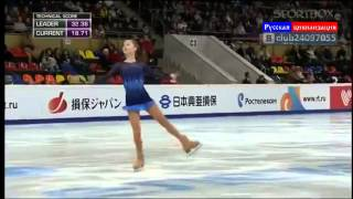 Юлия Липницкая   Видео выступления на Олимпиада Сочи 2014  1 место