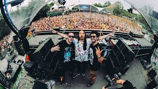 Steve Aoki LIVE @ Tomorrowland 2015 Dim Mak Stage (Audio)