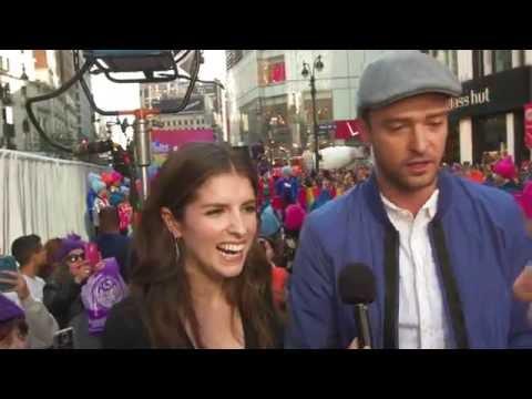 Trolls Macy's Event Interview - Anna Kendrick & Justin Timberlake