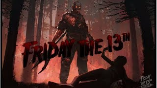 Friday the 13th game dont walk alone  live stream