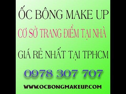 Địa chỉ make up cô dâu tại nhà giá rẻ tại Tp Hcm
