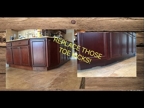 Kitchen Cabinet Repair