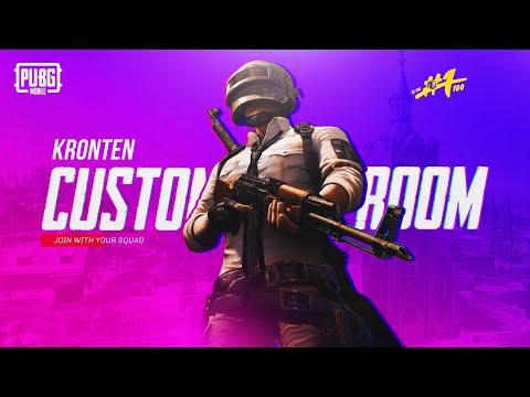 PUBG MOBILE LIVE | ONLY CUSTOM ROOM | ANYONE CAN JOIN | LETS GO BOYZZZZZZZ