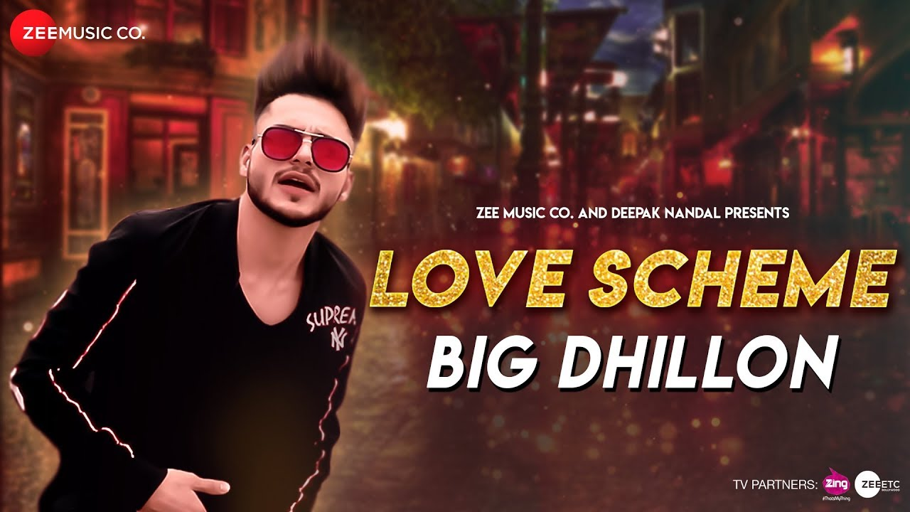 Love Scheme Official Music Video Big Dhillon Momb Batti