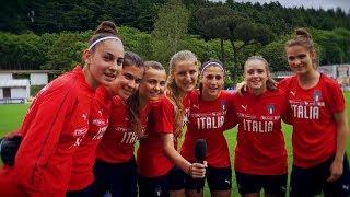 Women's U17 EURO, Azzurrine in Lituania per la fase finale