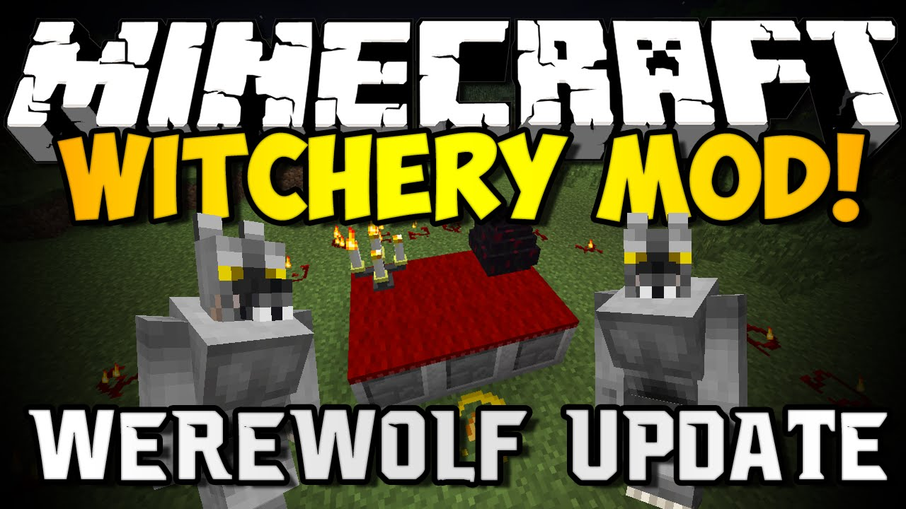 minecraft witchery mod wiki