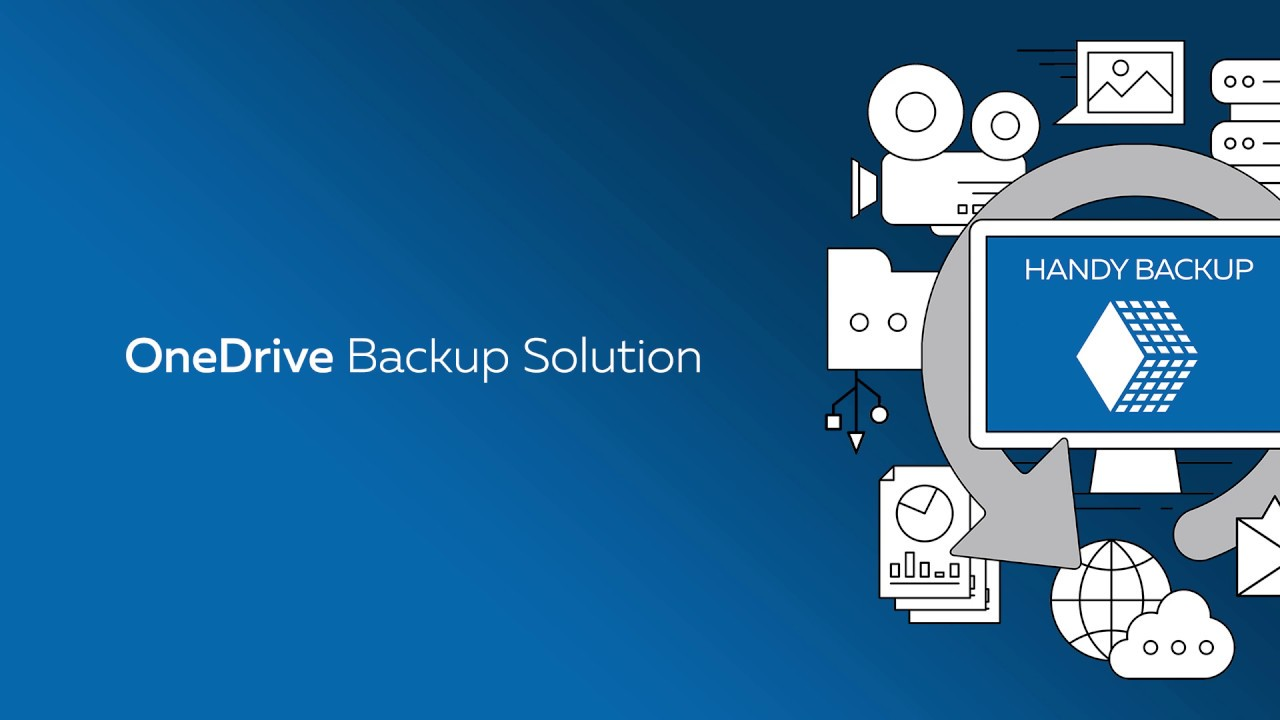 Onedrive Backup Software for Automatic Backup to Microsoft Storage