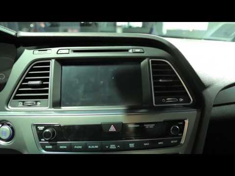 2015 Hyundai Sonata 2014 New York Auto Show