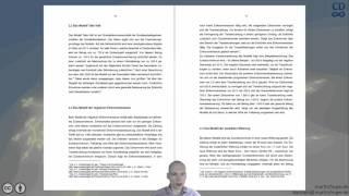 Diskussion Bachelorarbeit Schreiben
