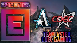 Aster vs CDEC | EPICENTER Major 2019