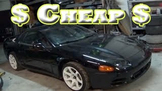 Cheapest 3000GT Build in the WORLD!!!