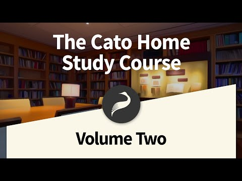 The Cato Home Study Course, Vol. 2: John Locke's Two Treatises of Government