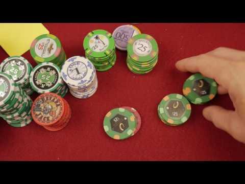All In - All of Jon's Poker Chips