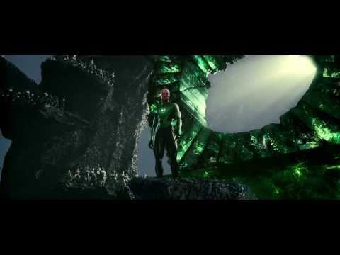 Green Lantern  WonderCon Footage