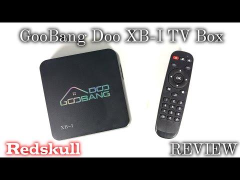 GooBang Doo XB-I TV Box REVIEW - Amlogic S812, 2GB Ram, 16GB Rom