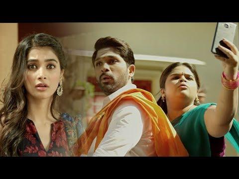 DJ Duvvada Jagannadham Scenes - Vidyu Raman Comedy Scene - Allu Arjun, Pooja Hegde
