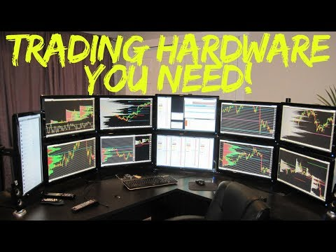 What's Your Setup?  The Trading Hardware You Need: What Equipment Do You Need? 👌