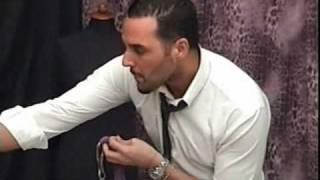 Fabrizio Crispino Come Creare un abito da sera in 5 minuti INSTANT FASHION Alta Moda Alta Costura