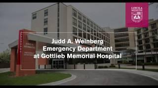 Judd A. Weinberg Emergency Department at Gottlieb Memorial Hospital