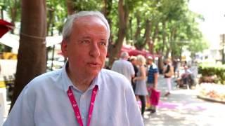 Miloš Radović, redatelj filma Dnevnik mašinovođe