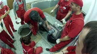 видео Скиммер для бетонного бассейна