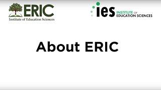 About ERIC thumbnail
