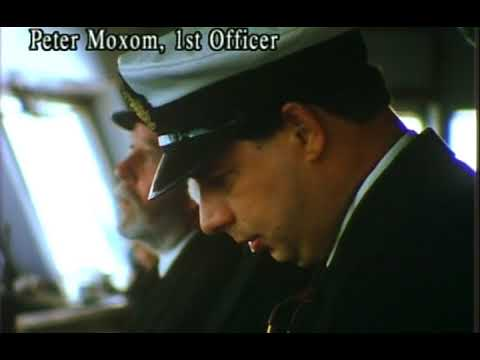 QE2 Transatlantic from Southampton to New York Documentary film