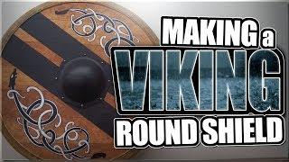 Making a Viking Round Shield
