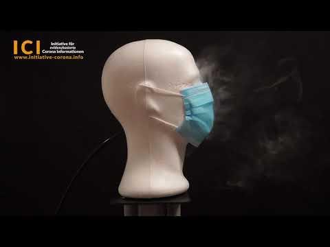 Masken Experiment von DI - Dr Klaus Pelikan