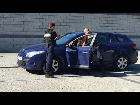 Les Gendarmes Du Beaujolais En Action