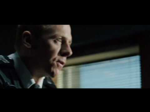 "Hot Fuzz Music Video ""The Angry Mob"" by Kaiser Chiefs"