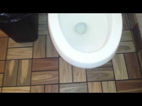 77: Awesome vintage Eljer toilet