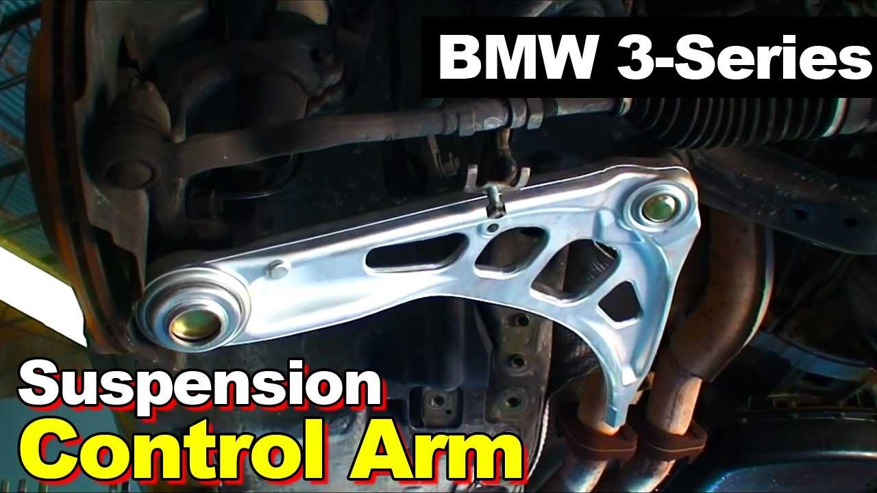 Left Lower Control Arm Bushing