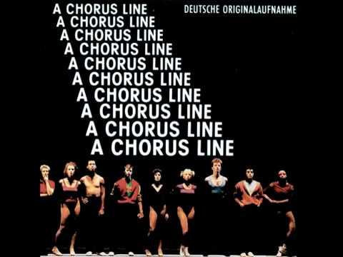 A Chorus Line Tap Combination - 1988 Vienna Company - Steptanz