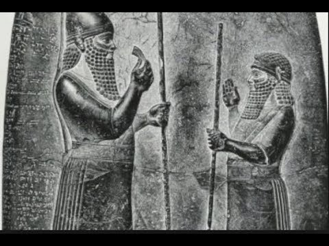 Anunnaki in History  Birth of Anu, Destruction of Tiamat & Marduk Takes Throne in Heaven
