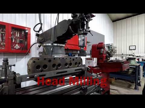 Automotive Machine Shop