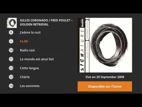 Gilles Coronado / Fred Poulet - Golden Retrieval