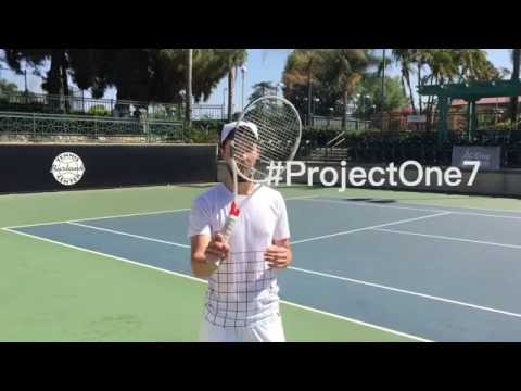 Babolat Pure Strike #ProjectOne7 Review