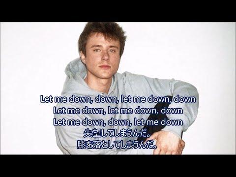 洋楽 和訳 Alec Benjamin - Let Me Down Slowly feat. Alessia Cara