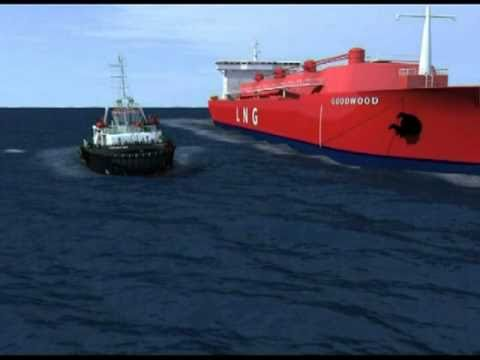 Multipurpose LNG Terminal vessel operations