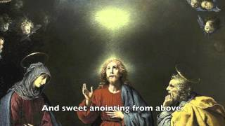 Come Holy Ghost, Creator Blest (Baltimore Catechism)