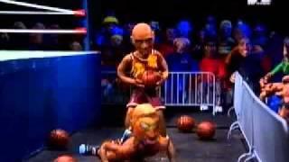 Michael Jordan VS Dennis Rodman