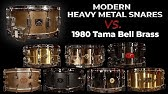 The Best Heavy Metal Snare Drums