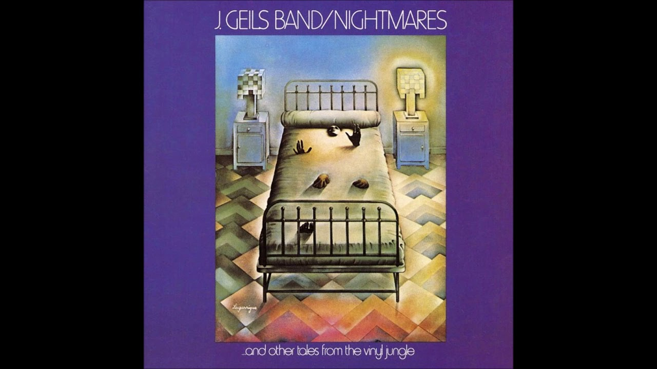 1974 J GEILS BAND i'll be coming home - YouTube